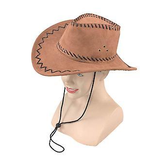 Cowboy Hat Brown.