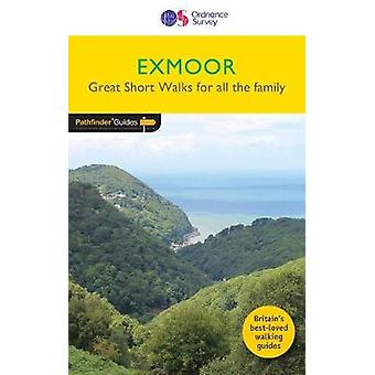 Short Walks Exmoor - Leisure Walks for All Ages by Sue Viccars - 97803