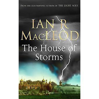 A casa de tempestades por Ian R. MacLeod - 9780743462471 livro