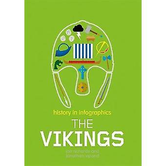 Historie i Infografikk - vikingene av Jon Richards - 9780750291989 bok