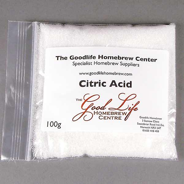 Citric Acid - 100g