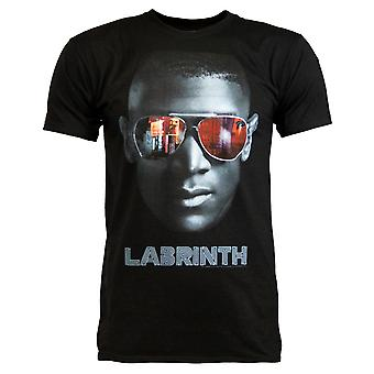 Labrinth Electronic Earth Men's T-Shirt Black