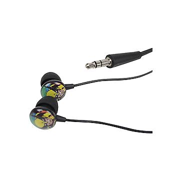 Marvel Wolverine HeadphonesMulticoloured
