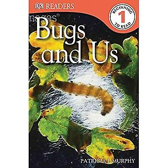 DK Readers: Bugs and Us (DK Reader - Level 1 (Quality))