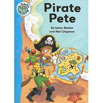 Pirata Pete (renacuajos)