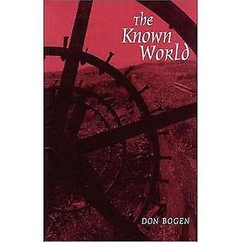 The Known World (Wesleyan Poetry)