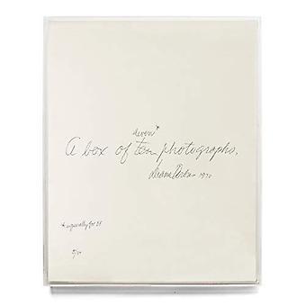 Diane Arbus: A Box of Ten�Photographs