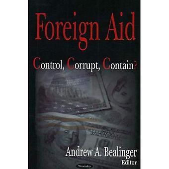 Entwicklungshilfe: Steuern, korrupt, enthalten?