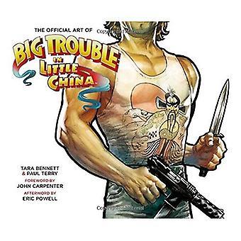 De kunst van Big Trouble In Little China