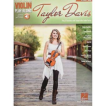 Violin Play-Along Volume 65� Davis Taylor Violin