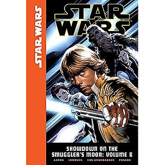 Star Wars: Showdown on the� Smuggler's Moon, Volume 6 (Star Wars: Showdown on the Smuggler's Moon)