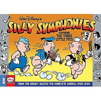 Silly Symphonies: Volume 2:� The Complete Disney Classics