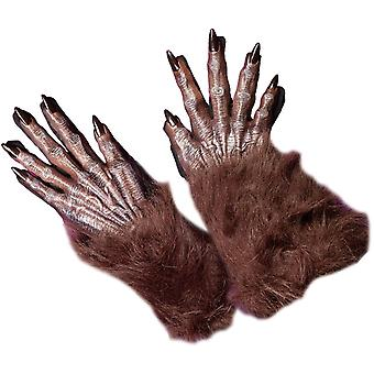 Gloves Werewolf Brown