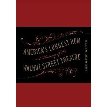 Américas mais longas executar uma história a noz de teatro de rua por Davis & Andrew
