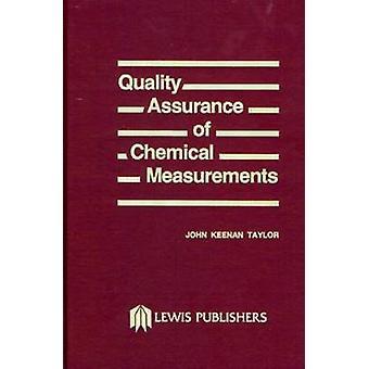 Qualitätssicherung der chemischen Messungen von Taylor & John K.