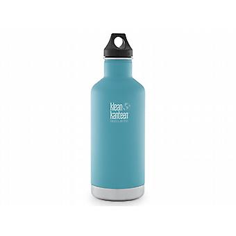 Klean Kanteen Classic 946ml Water Bottle with Loop Cap (Quiet Storm)