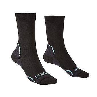 Bridgedale Hike Lightweight T2 Coolmax Womens Sock Mint