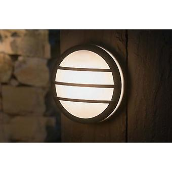 Lutec UT/SEINE 3361 Seine Modern Outdoor Wall and Ceiling Light with Opal Glass