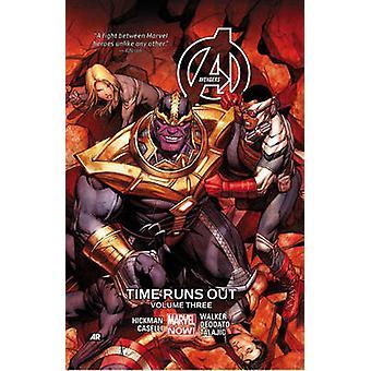Avengers - Time Runs Out Vol. 3 - Volume 3 by Jonathan Hickman - Kev Wa