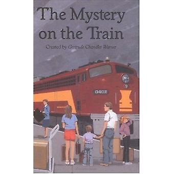 The Mystery on the Train by Gertrude Chandler Warner - Charles Tang -