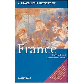 A Traveller's History of France (8th Revised edition) by Robert Cole