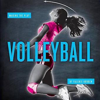 Volleyball by Valerie Bodden - 9781628322378 Book
