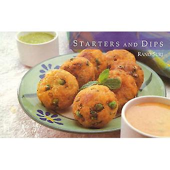 Starters & Dips by Rano Suri - 9788186685624 Book