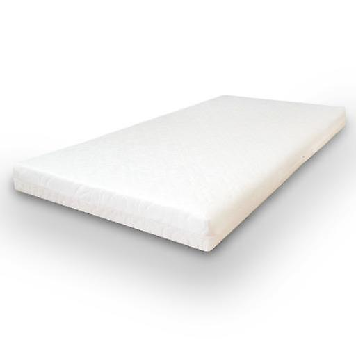 Foam allergenic Depth Anti Cot 120cm10cm Breathable MattressSize60cm Quilted X Yfgby67v