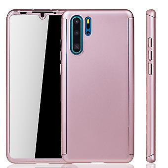 Huawei P30 Pro Phone Case Protection Case Full Cover Tank Protection Glass Rose Huawei P30 Pro Phone Case Protection Case Full Cover Tank Protection Glass Rose Huawei P30 Pro Phone Case