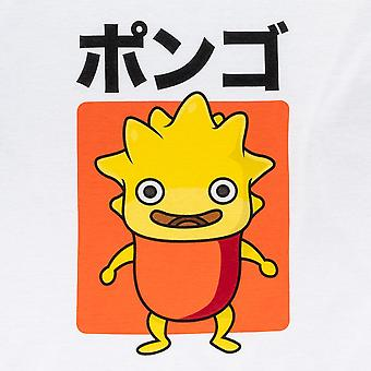 Ni No Kuni 2 - Lofty Japanese T-Shirt Unisex Small White (TS002NNK-S)