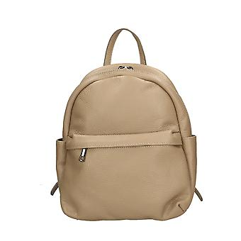 Leather backpack Made in Italy AR34002