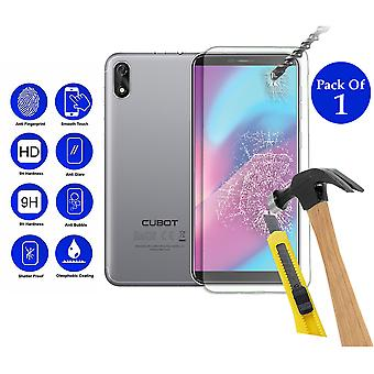 Pack of 1 Tempered Glass Screen Protection For Cubot J3 5