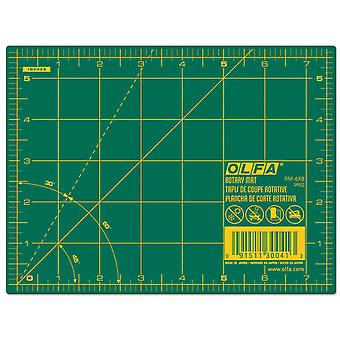 Olfa Gridded Cutting Mat 6
