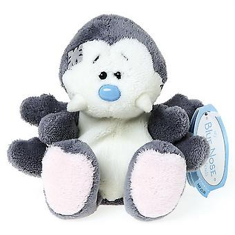 Tatty Teddy & My Blue Nose Friends Webster the Spider soft toy, sits 4