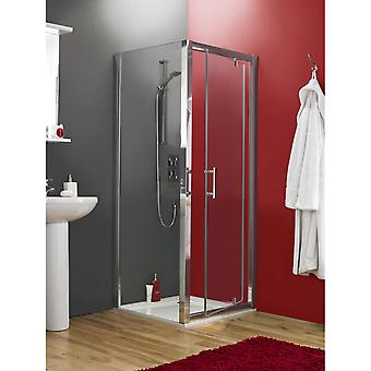 Premier 760mm Easy Fit Pivot Shower Door – 6mm Thick
