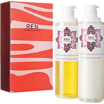 REN Moroccan Rose Otto Duo