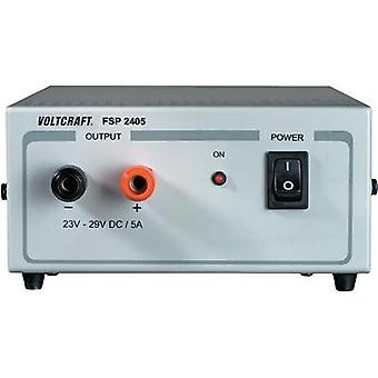 Bench PSU (fixed voltage) VOLTCRAFT FSP 2405 24 - 29 Vdc 5 A