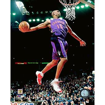Vince Carter 2000 NBA All-Star Slam Dunk Contest Action Photo Print