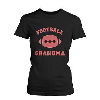 Fotboll mormor grafiska skjortor söt jul gåvor idéer för mormor