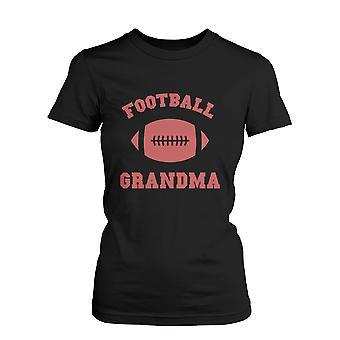 Football Grandma Graphic Shirts Cute Christmas Gifts Ideas for Grandmother