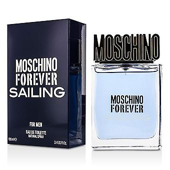 Moschino Forever zeilen Eau De Parfum Spray 100ml/3.4 oz