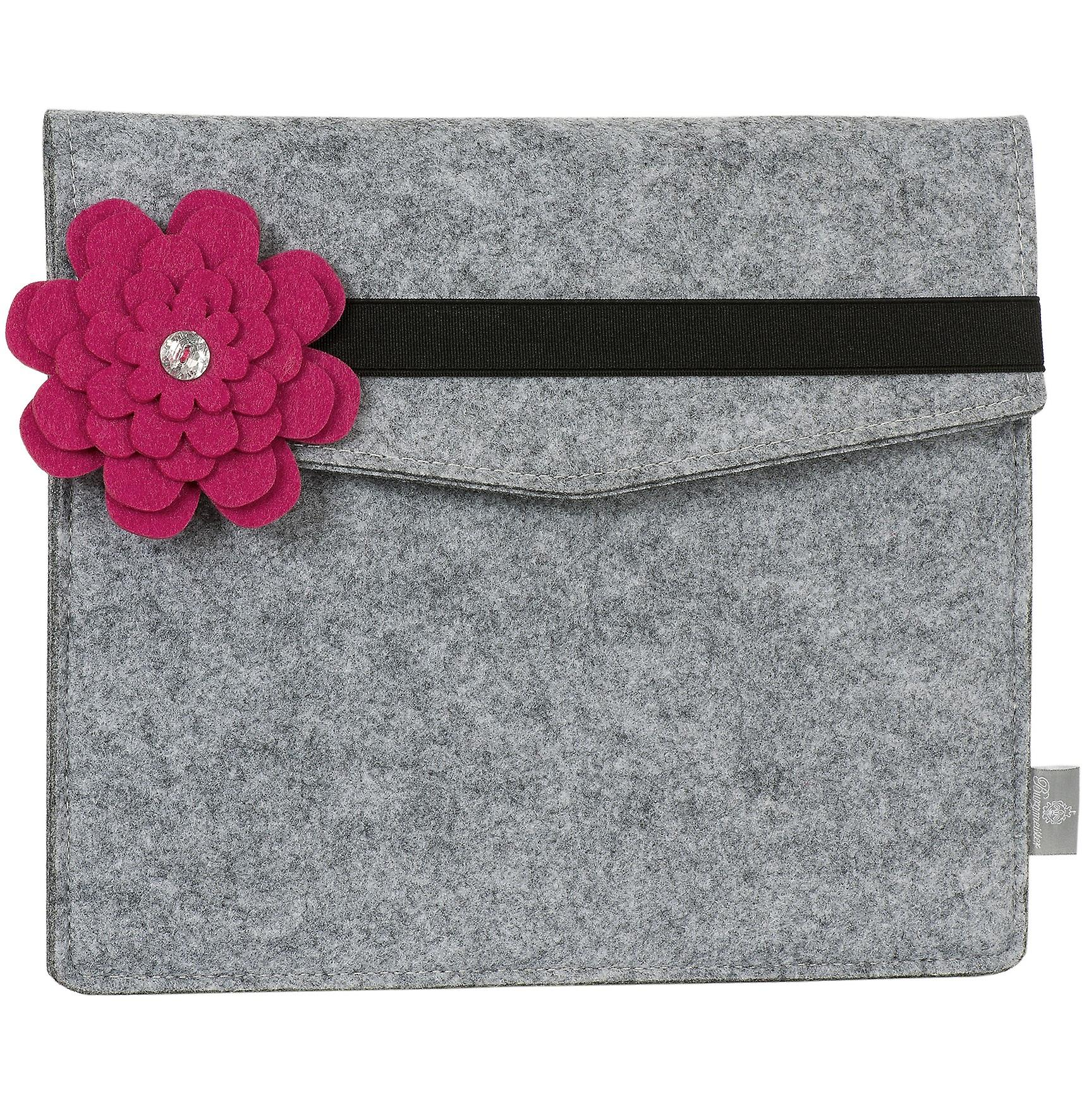Burgmeister ladies/gents Ipad-/Tablet PC cover felt, HBM3018-164