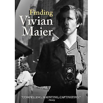 Búsqueda de importación USA de Vivian Maier [DVD]