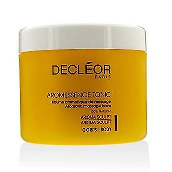 Decleor Aromessence Tonic aromatisk Massage balsam (Salon størrelse) - 500ml / 16,9 ounce
