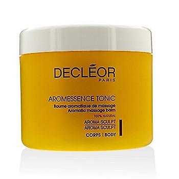 Decleor Aromessence Tonic Aromatic Massage Balm (Salon Size) - 500ml/16.9oz