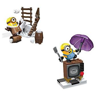 Megabloks Minions Mini Fun Stage (Toys , Constructions , Characters And Animals)