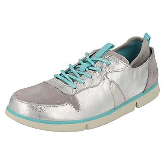 Junior Girls Clarks Casual Shoes Tri Bessie