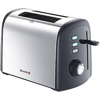 Breville VTT375 Polished Stainless Steel 2-Slice Toaster