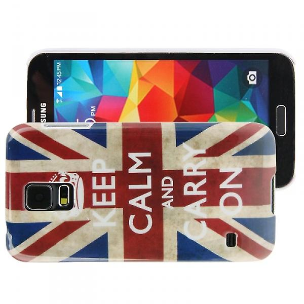 Hardcase subject cover for Samsung Galaxy S5