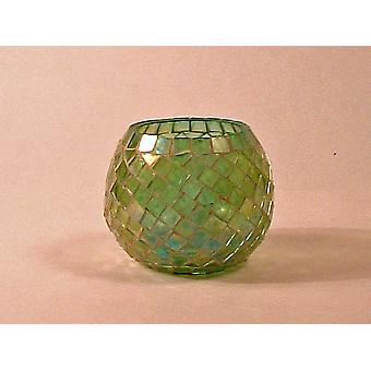 Schuller Green Mosaic Glass Shade (Home , Lighting , Lampshades)